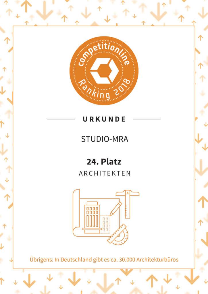 Competitionline - STUDIO-MRA